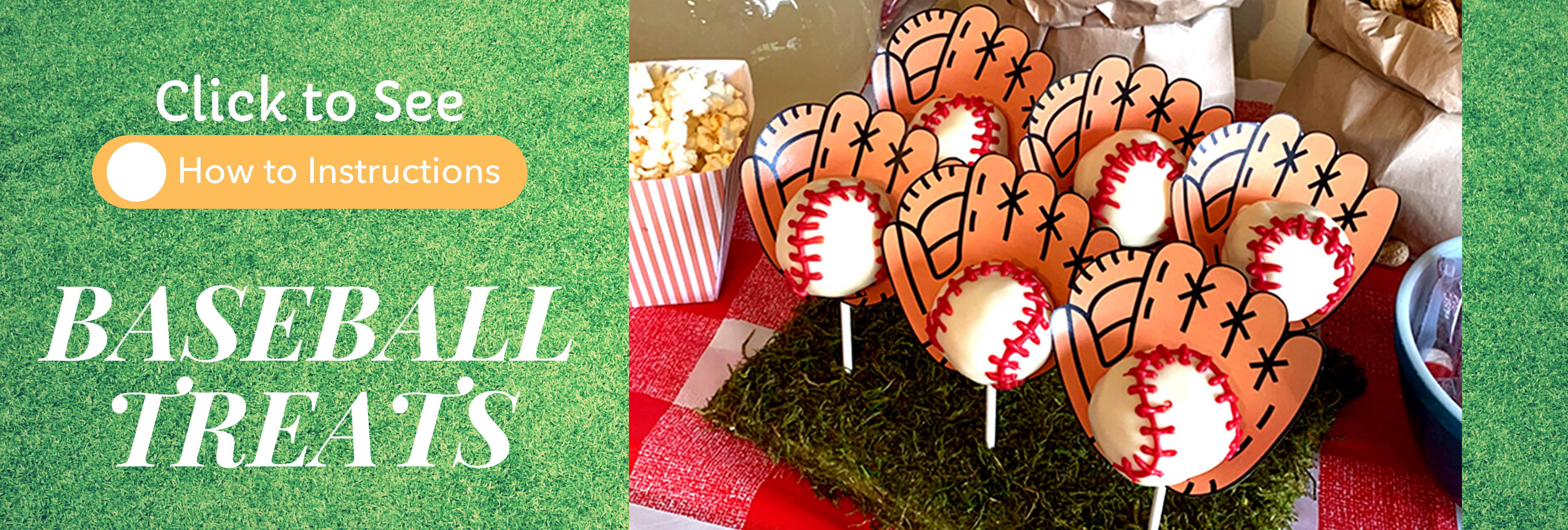 Baseball Treats