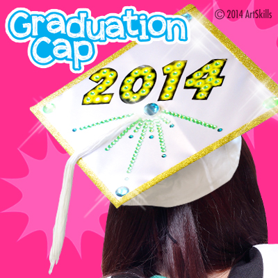 Decorate Your Graduation Cap