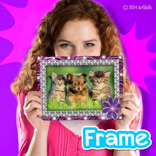 Duct Tape Frame