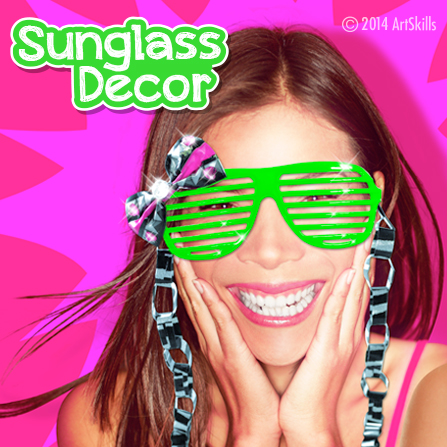 Duct Tape Sunglasses
