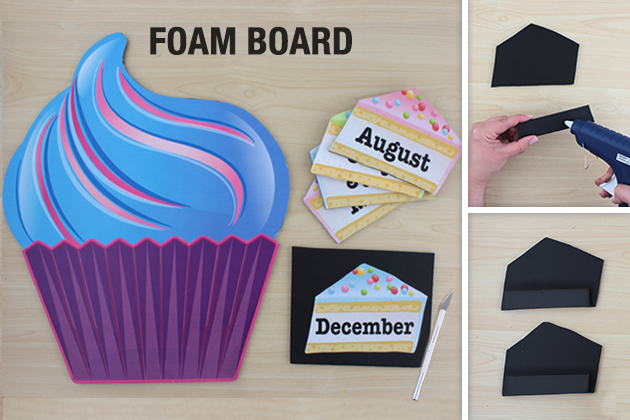 Birthday Bulletin Board Classroom Decor Project Ideas
