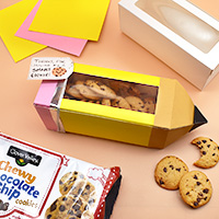 Cookie Pencil Box