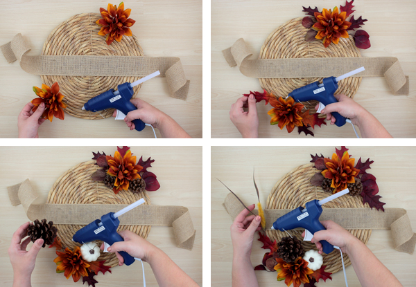Fall Y All Wreath Craft Idea Diy Home Decor