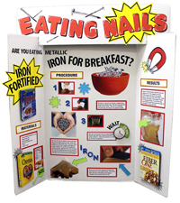 Eating Nails Poster