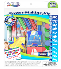 Poster Making Kit