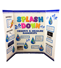 Splash Down Poster