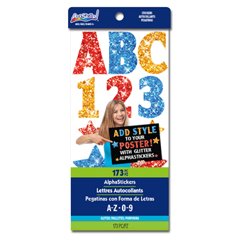 Poster Letters Peel Amp Stick Poster Lettering Alpha Stickers