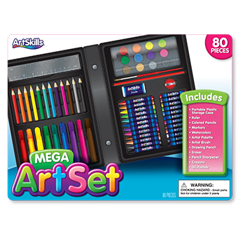 Walmart Call In Number >> Mega Art Set | Craft Kits | ArtSkills Crafts