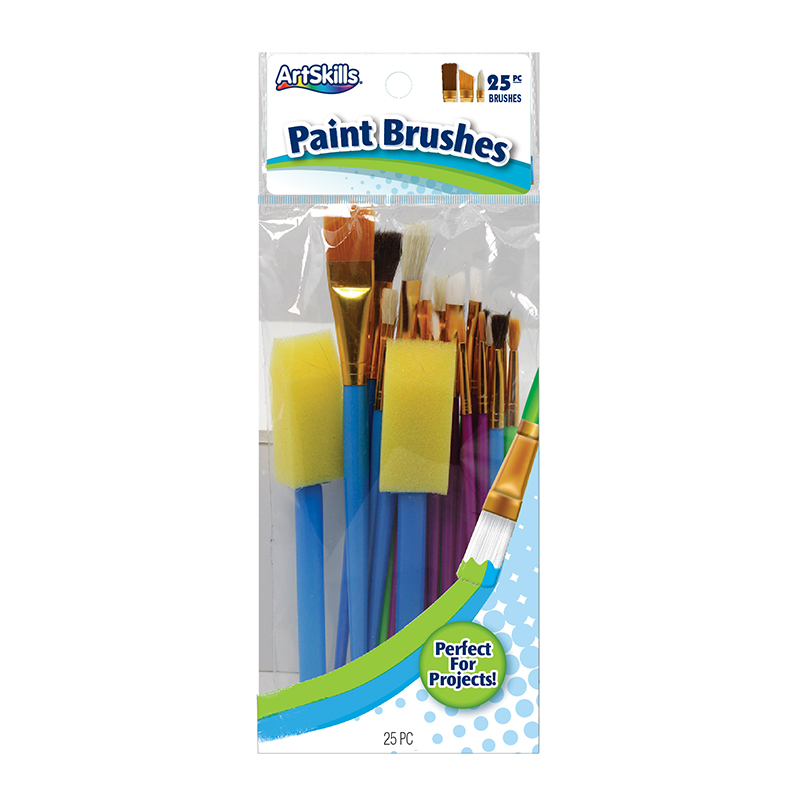 Walgreens Paint Brushes