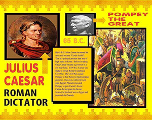 big ideas in julius ceasar 15 interesting facts about julius caesar julius caesar is one of the most recognizable names of all time his name has been a title, an insult, countless movies have.