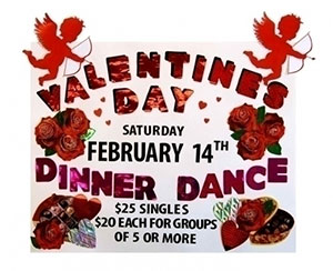 Make A Valentine S Day Dance Party Poster Valentine S Day Poster Ideas
