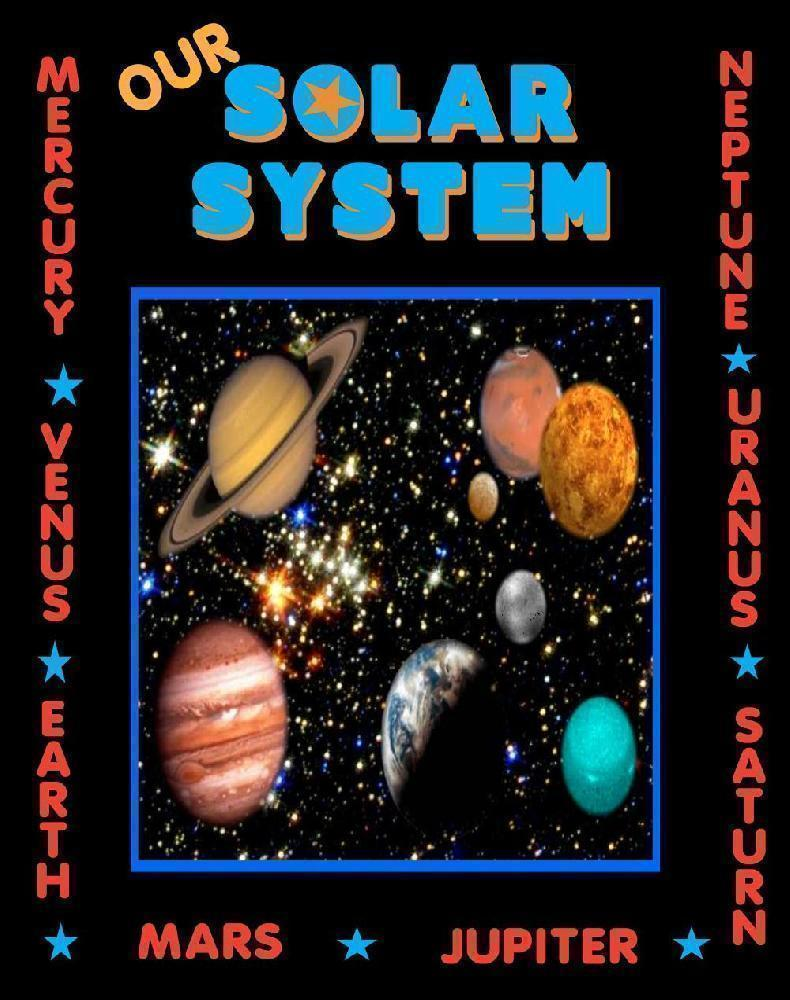 Make A Science Fair Project About The Solar System Outer