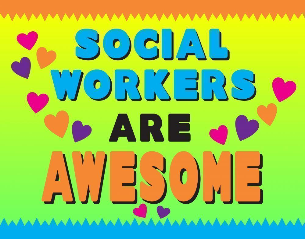 Make a Celebrate Social Workers Poster   Employee ...