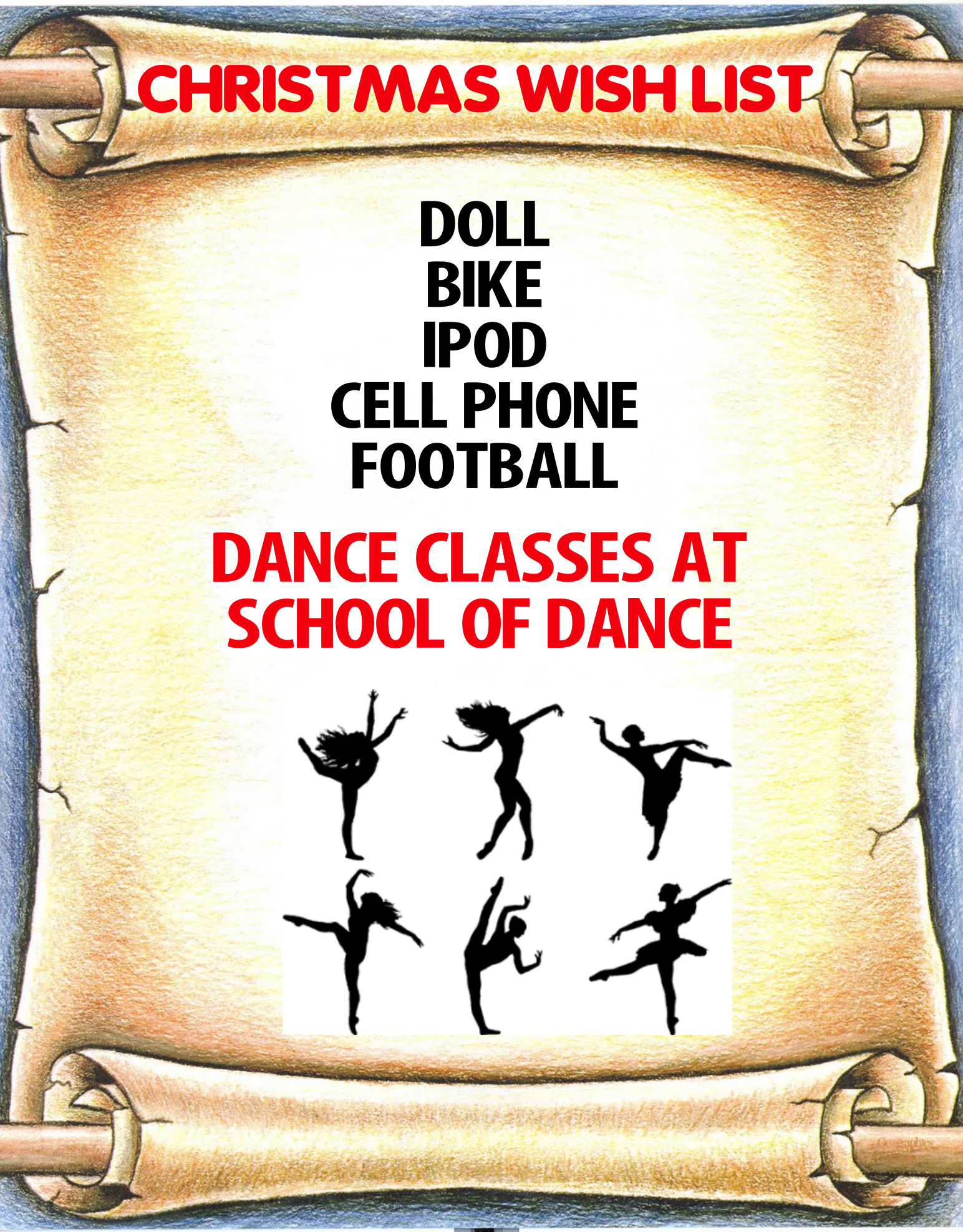 Make A Dance School Poster Business Promotion Sign