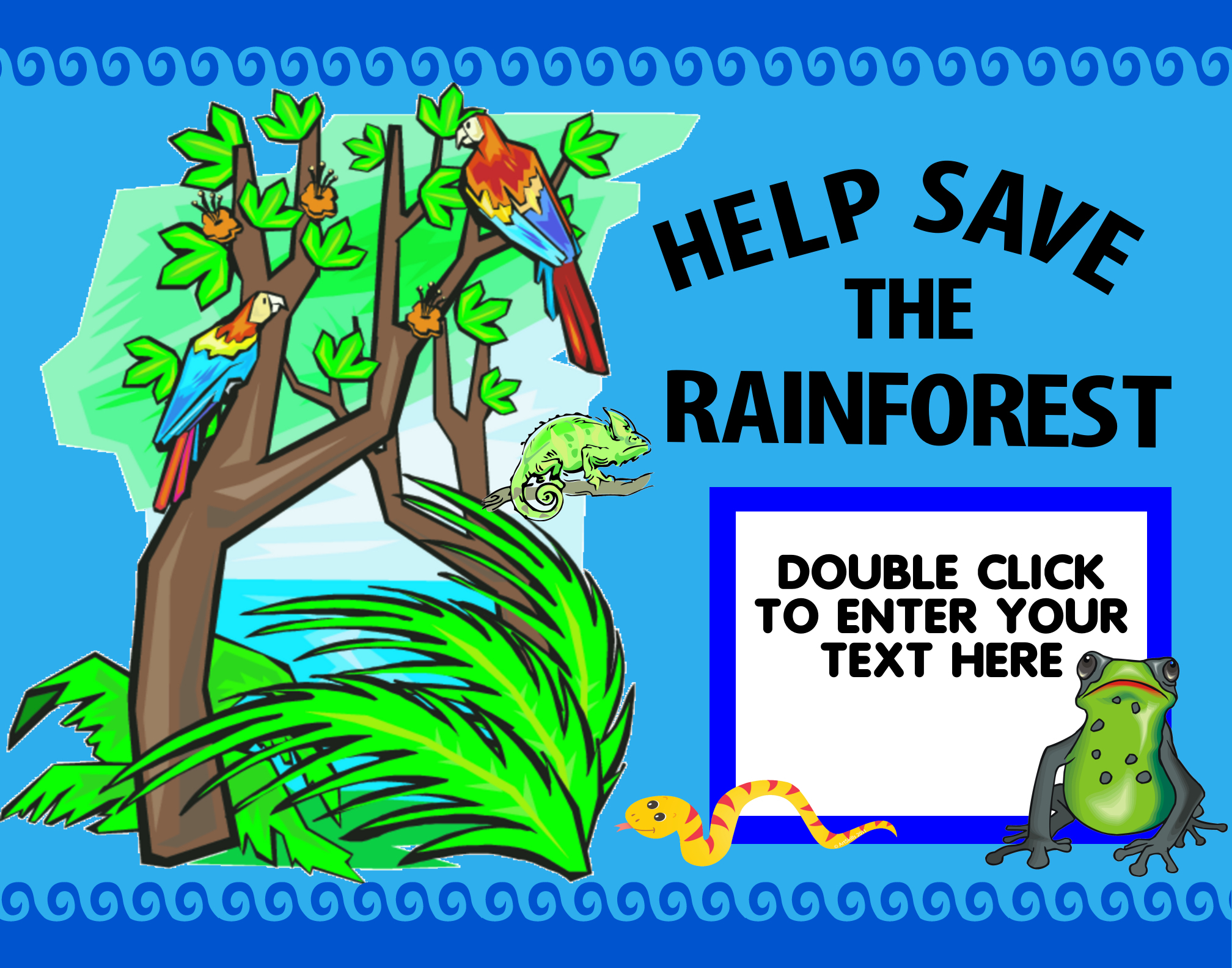 Rainforest Destruction: We Need to Save the Rain Forest
