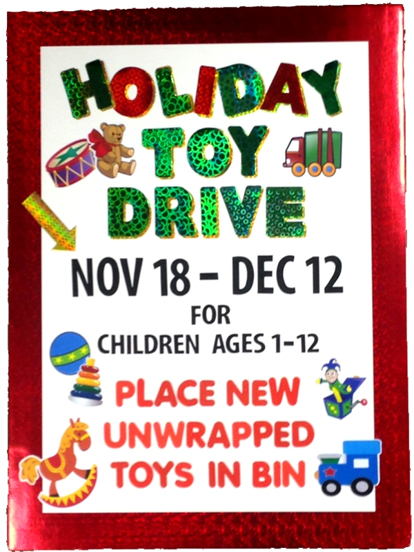 Announcement Email Sample Toys For Tots : Toy drive quotes quotesgram
