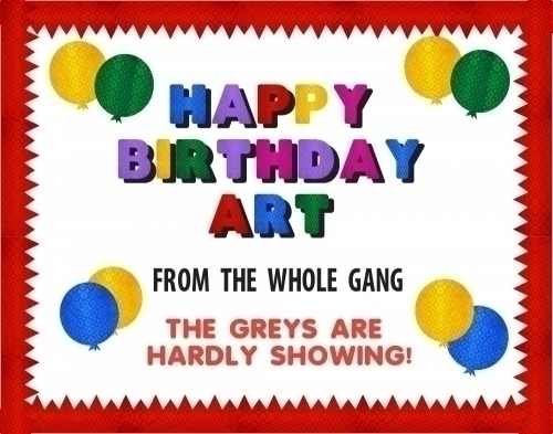 Make A Happy Birthday Poster Birthday Poster Ideas From