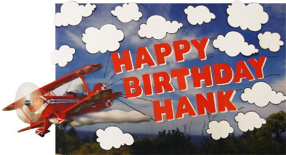 Make A Happy Birthday Poster Birthday Poster Ideas With