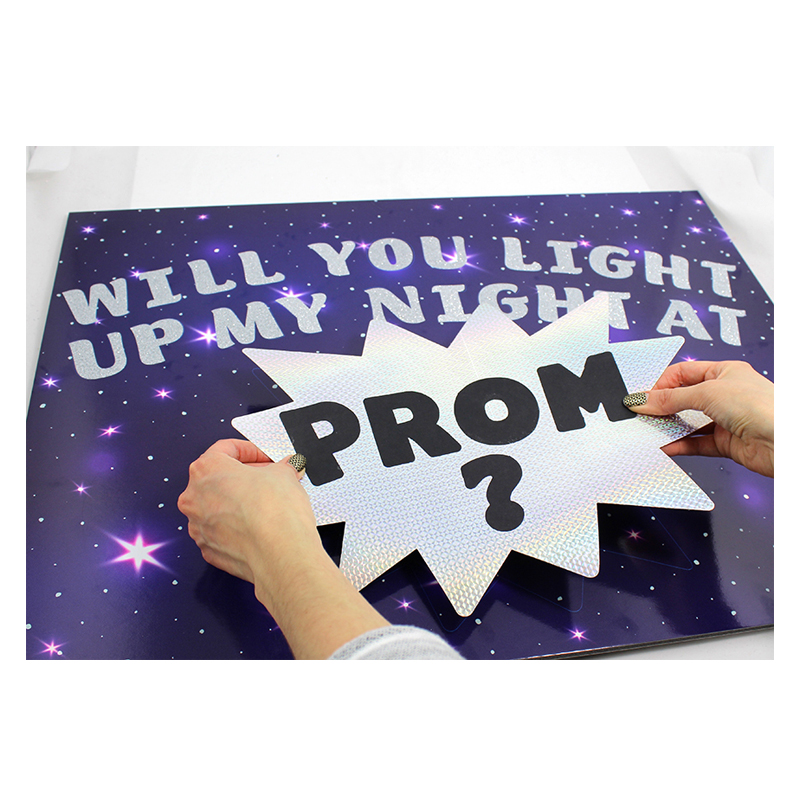 How to Make a Prom Poster| Promposal Poster Ideas